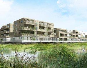 Achat / Vente immobilier neuf Ostwald proche de l'étang Bohrie (67540) - Réf. 1740