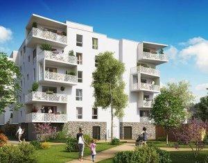 Achat / Vente immobilier neuf Ostwald proche de l'étang Gerig (67540) - Réf. 2639