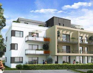 Achat / Vente immobilier neuf Pfastatt proche coeur de ville (68120) - Réf. 4106