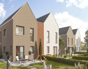 Achat / Vente immobilier neuf Pulversheim proche école et commerces (68840) - Réf. 4019