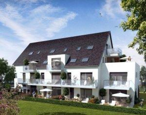 Achat / Vente immobilier neuf Reichstett proche mairie (67116) - Réf. 2529