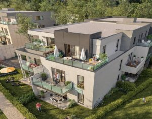 Achat / Vente immobilier neuf Riedisheim à la lisière de la forêt du Tannenwald (68400) - Réf. 3397