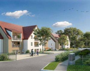 Achat / Vente immobilier neuf Rosheim aux portes d'Obernai (67560) - Réf. 5716