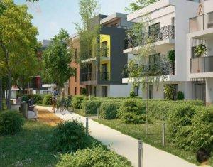 Achat / Vente immobilier neuf Saint-Louis à quelques minutes de la Suisse (68300) - Réf. 4432
