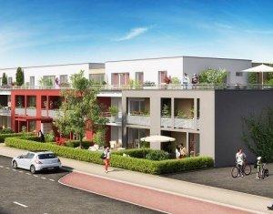 Achat / Vente immobilier neuf Saint-Louis centre-ville proche frontières (68300) - Réf. 2031