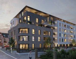Achat / Vente immobilier neuf Saint-Louis hypercentre (68300) - Réf. 3536