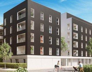 Achat / Vente immobilier neuf Saint-Louis limitrophe à Bâle (68300) - Réf. 3431