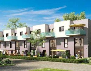Achat / Vente immobilier neuf Saint-Louis nouveau quartier en centre-ville (68300) - Réf. 1227