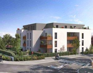 Achat / Vente immobilier neuf Saint-Louis proche de la nature (68300) - Réf. 6143