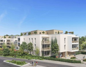 Achat / Vente immobilier neuf Saint-Louis quartier calme et résidentiel (68300) - Réf. 4223