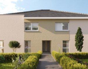 Achat / Vente immobilier neuf Saverne proche de Strasbourg et de Haguenau (67700) - Réf. 3066
