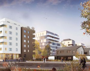 Achat / Vente immobilier neuf Schiltigheim à 10 minutes du centre strasbourgeois (67300) - Réf. 6117