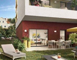 Achat / Vente immobilier neuf Schiltigheim au coeur du quartier Fischer (67300) - Réf. 4920