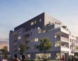 Achat / Vente immobilier neuf Schiltigheim centre-ville proche parc (67300) - Réf. 2388