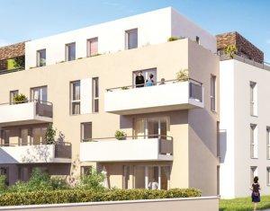 Achat / Vente immobilier neuf Schiltigheim proche gare (67300) - Réf. 2298