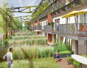 Achat / Vente immobilier neuf Schiltigheim proche Place de Bordeaux (67300) - Réf. 2736