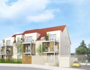 Achat / Vente immobilier neuf Schweighouse-sur-Moder dans quartier résidentiel (67590) - Réf. 264