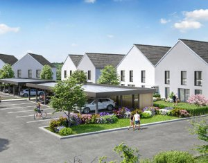 Achat / Vente immobilier neuf Sessenheim au nord de Strasbourg (67770) - Réf. 5774