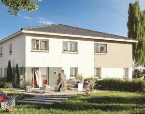 Achat / Vente immobilier neuf Soultz-Haut-Rhin au pied des Vosges (68360) - Réf. 5562