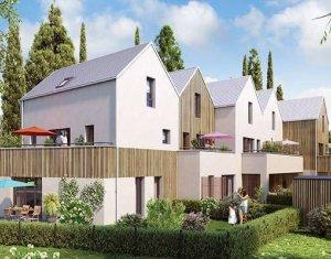 Achat / Vente immobilier neuf Strasbourg aux portes de la nature (67000) - Réf. 5658