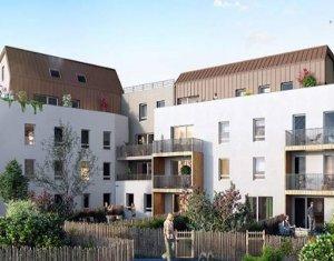 Achat / Vente immobilier neuf Strasbourg bords du Rhin proche transports (67000) - Réf. 4675