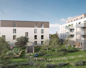 Achat / Vente immobilier neuf Strasbourg Elsau à 300m du tramway B (67000) - Réf. 5694