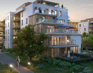 Achat / Vente immobilier neuf Strasbourg proche Canal de la Bruche (67000) - Réf. 5652