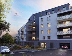 Achat / Vente immobilier neuf Strasbourg proche commerces et Tram (67000) - Réf. 5843