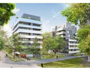 Achat / Vente immobilier neuf Strasbourg proche la Petite France (67400) - Réf. 1523