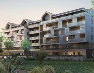 Achat / Vente immobilier neuf Strasbourg quartier de Koenighoffen (67000) - Réf. 5183