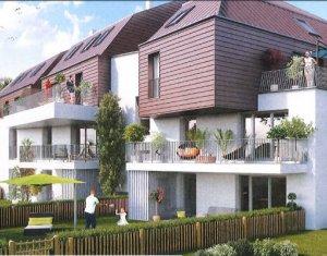 Achat / Vente immobilier neuf Strasbourg quartier Neudorf (67000) - Réf. 4115