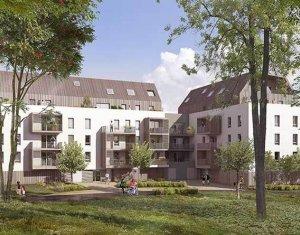 Achat / Vente immobilier neuf Strasbourg quartier Neudorf-Musau (67000) - Réf. 2463