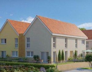 Achat / Vente immobilier neuf Stutzheim-Offenheim aux portes du magnifique Kochersberg (67370) - Réf. 2464