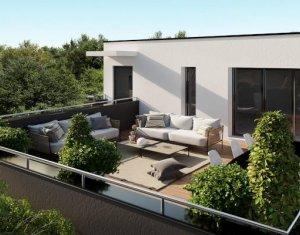 Achat / Vente immobilier neuf Surbourg proche centre-ville (67250) - Réf. 5830