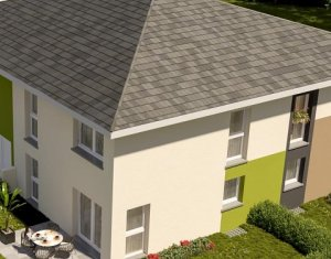 Achat / Vente immobilier neuf Thann proche Cernay (68800) - Réf. 3410