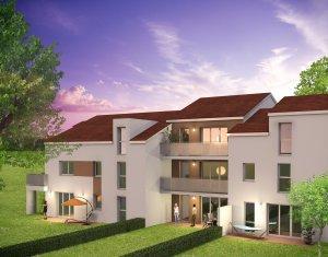 Achat / Vente immobilier neuf Tomblaine centre-ville TVA réduite (54510) - Réf. 194