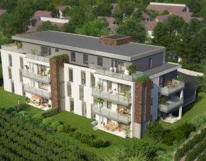 Achat / Vente immobilier neuf Turckheim quartier résidentiel (68230) - Réf. 4171
