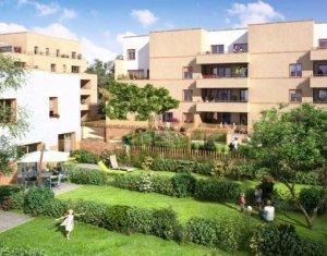 Achat / Vente immobilier neuf Vandoeuvre-lès-Nancy proche des transports (54500) - Réf. 61