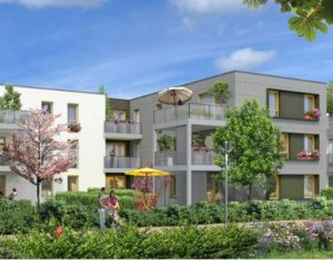 Achat / Vente immobilier neuf Vendenheim éco-quartier (67550) - Réf. 323