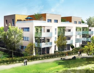 Achat / Vente immobilier neuf Vendenheim proche Eurométropôle (67550) - Réf. 1353