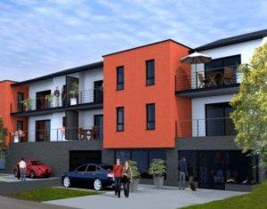 Achat / Vente immobilier neuf Volmerange-les-Mines proche des commodités (57330) - Réf. 40