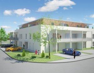 Achat / Vente immobilier neuf Woippy TVA réduite (57140) - Réf. 215