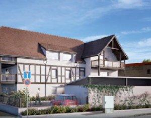 Achat / Vente immobilier neuf WOLFISHEIM aux portes de strasbourg (67202) - Réf. 1548