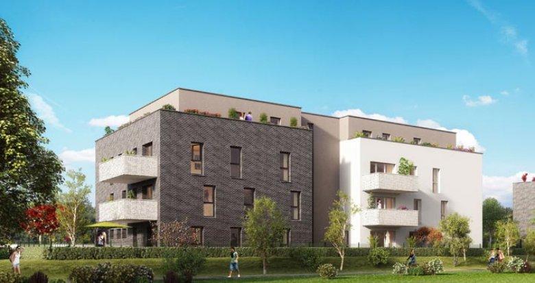 Achat / Vente immobilier neuf Achenheim proche Eurométropole (67204) - Réf. 1750