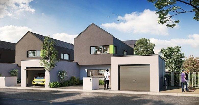 Achat / Vente immobilier neuf Brumath à proximité du centre-ville (67170) - Réf. 1221