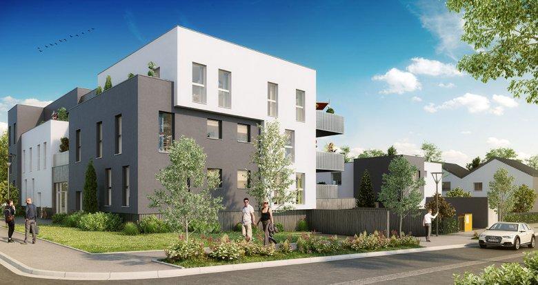 Achat / Vente immobilier neuf Brumath proche centre-ville (67170) - Réf. 2161