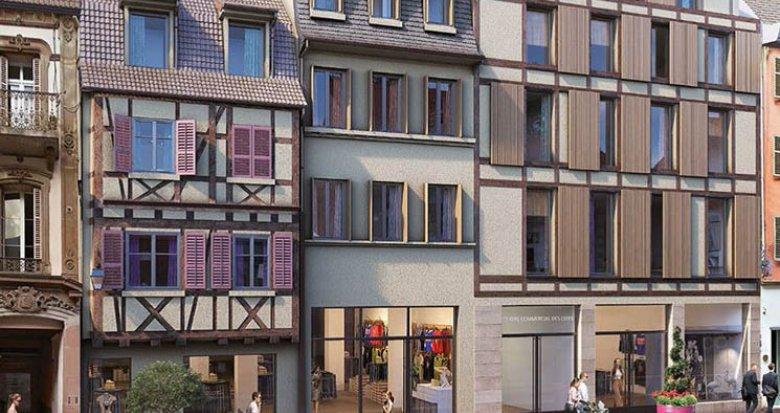 Achat / Vente immobilier neuf Colmar coeur de la vieille ville (68000) - Réf. 2320