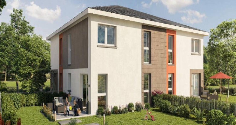 Achat / Vente immobilier neuf Fessenheim proche frontière Suisse (68740) - Réf. 4506
