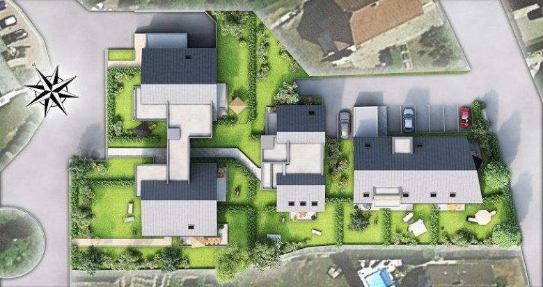 Achat / Vente immobilier neuf La Wantzenau au cœur du village (67610) - Réf. 636