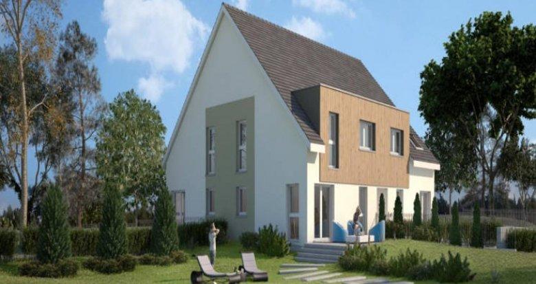 Achat / Vente immobilier neuf Muespach-Le-Haut à 15 kilomètres de Bâle (68640) - Réf. 3417